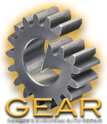 GEAR - Gerber's European Auto Repeair - Cleveland, Ohio.