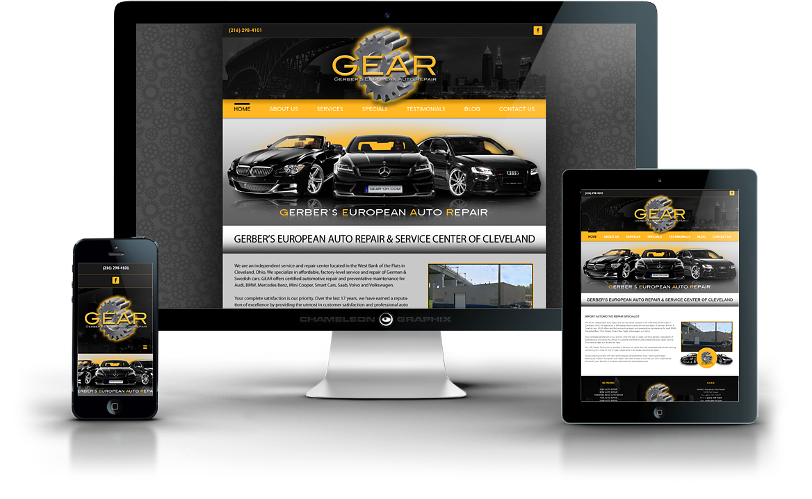 GEAR Gerber's European Auto Repair